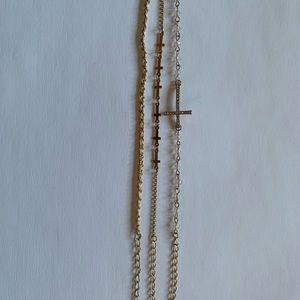 Cross trendy bracelet set